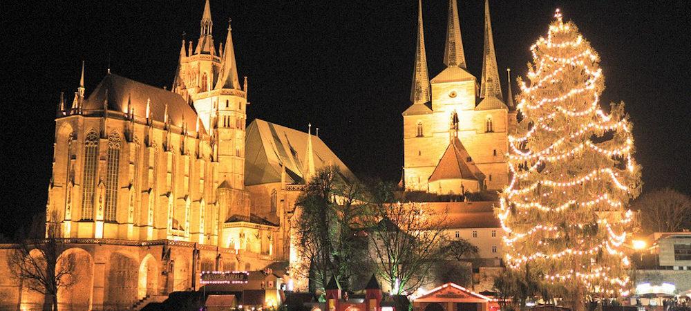 Weihnachtsmarkt-Erfurt