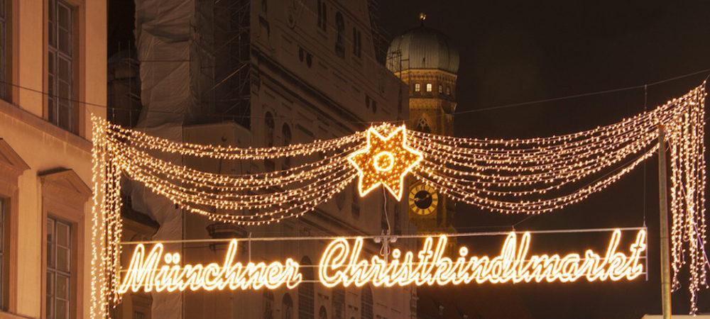 Weihnachtsmarkt in München