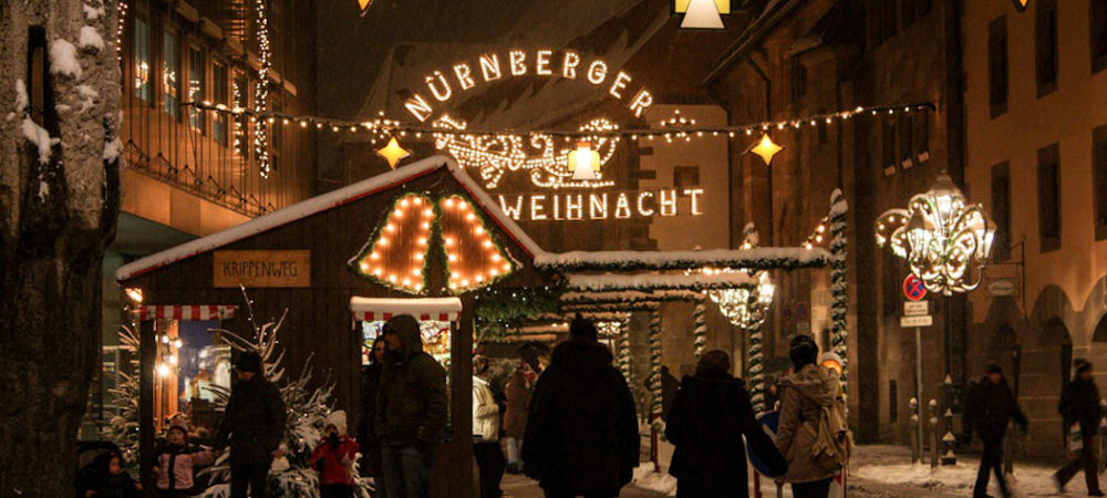 Weihnachtsmarkt-Nuernberg
