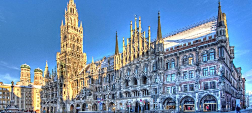 Weihnachtsbazar in München