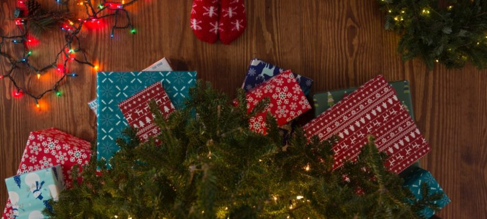 Geschenkideen an Weihnachten für die Eltern
