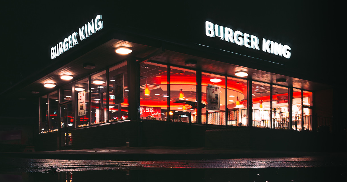 Burger King Öffnungszeiten an Weihnachten