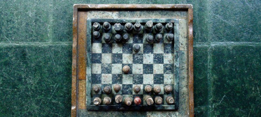 Strategie Brettspiel: Schach