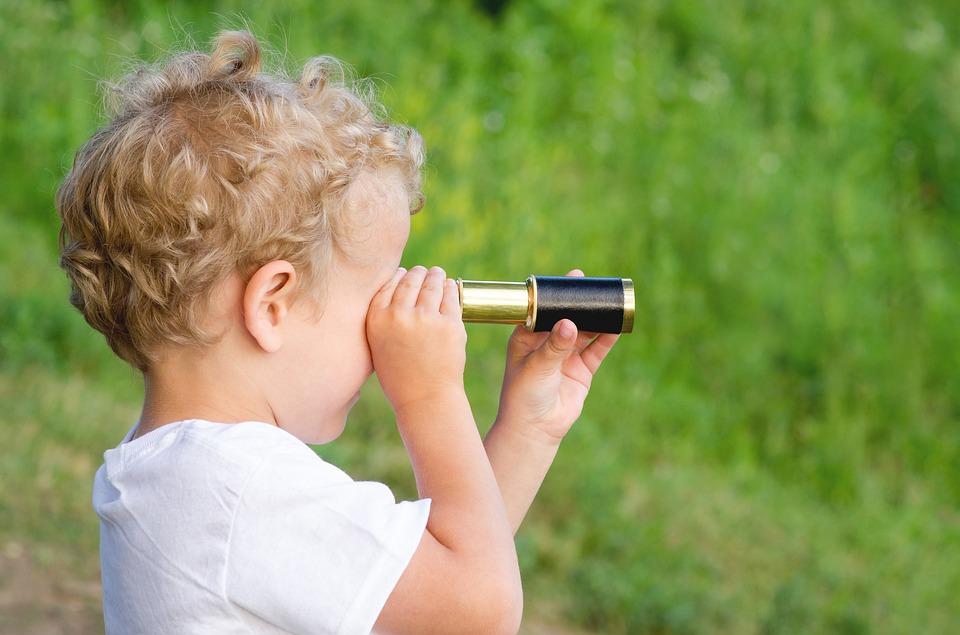 Empfehlungen für Teleskope für Kinder