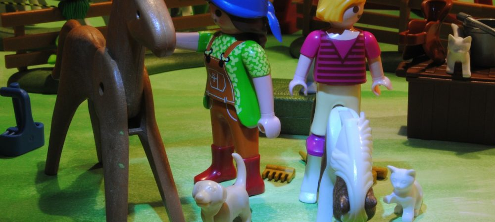 Playmobil Bauernhof Adventskalender