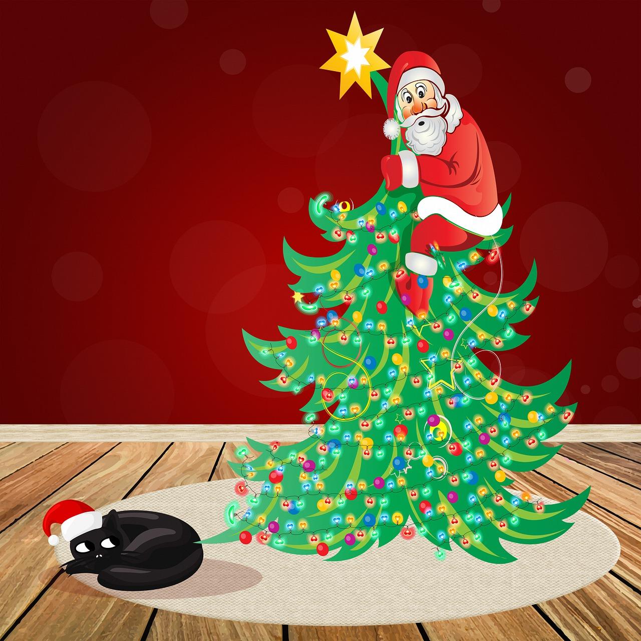 santa-clause-auf-baum