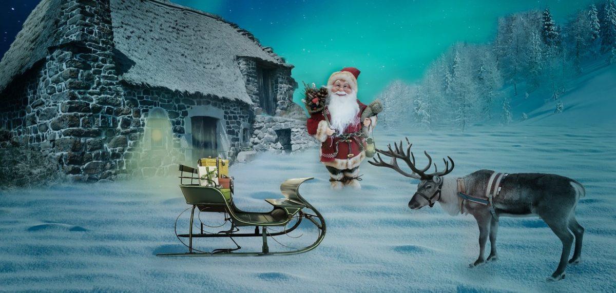 Kostenlose Weihnachtsmann Bilder