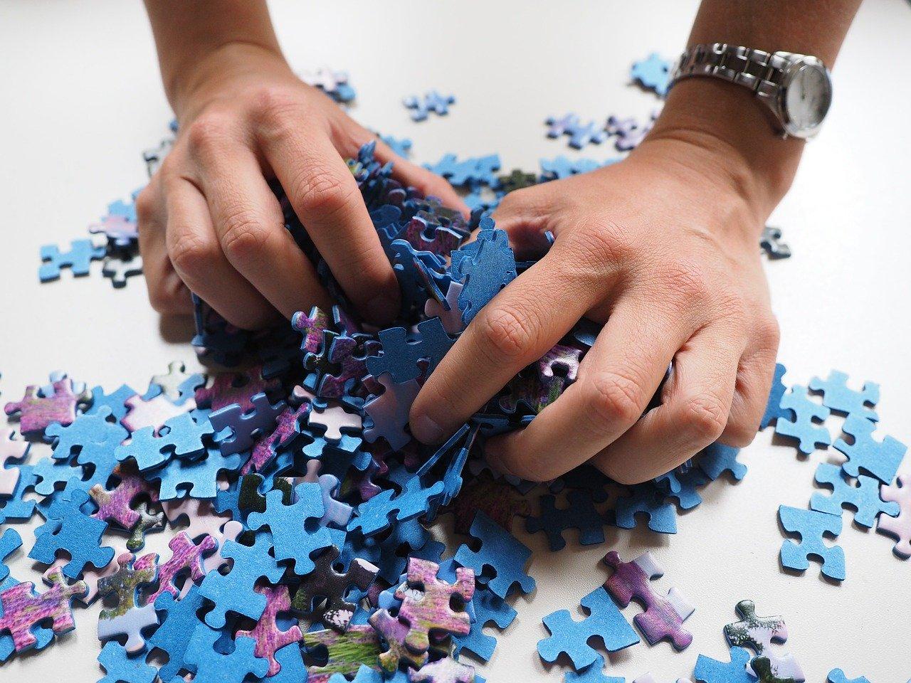 Puzzle Spielen Für Erwachsene
