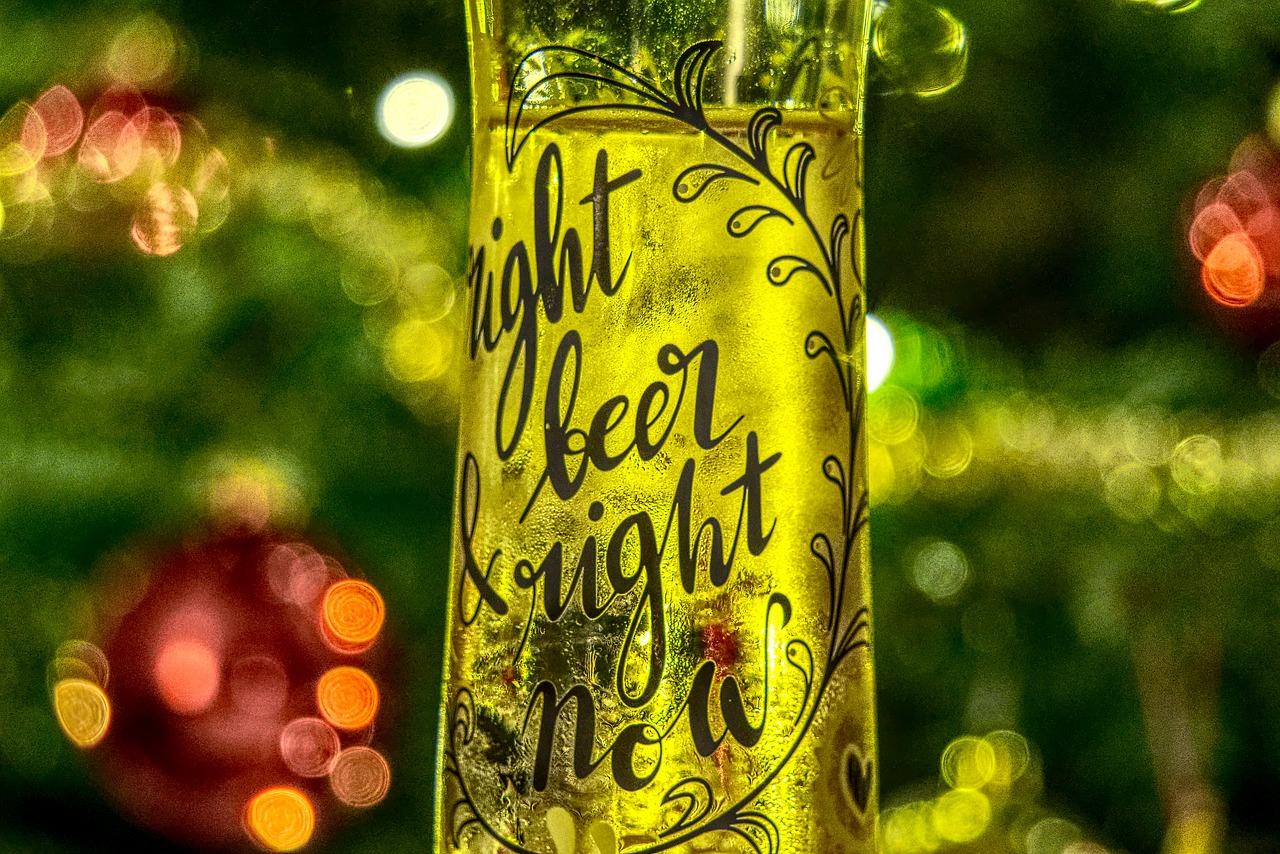 Bier-Adventskalender