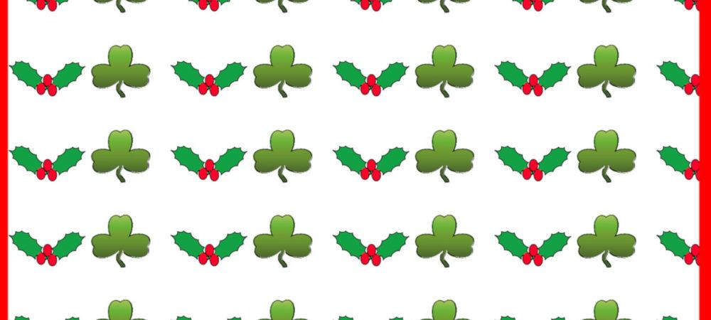 irisch-weihnachtswunsch