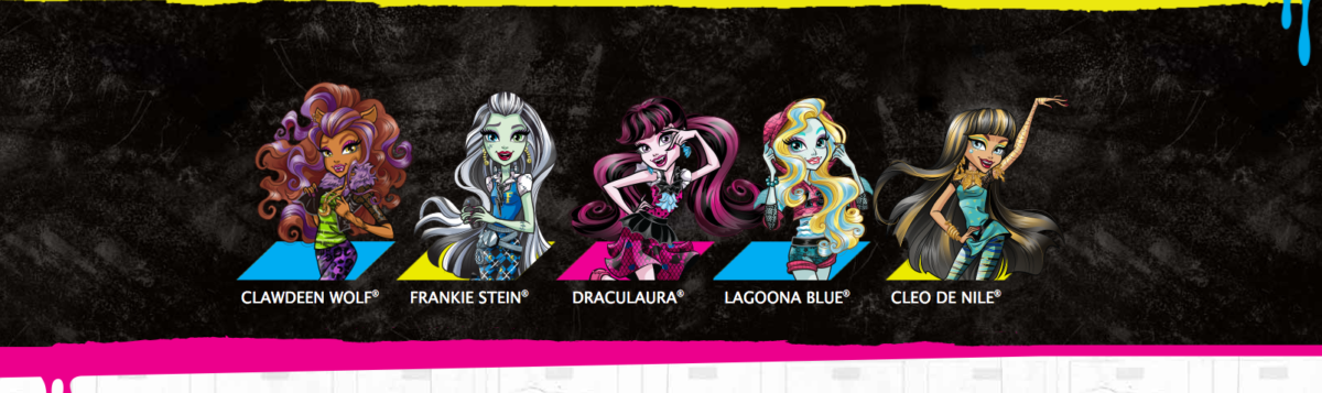 Monster High Adventskalender