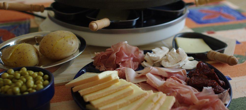 Raclette reinigen wie geht das