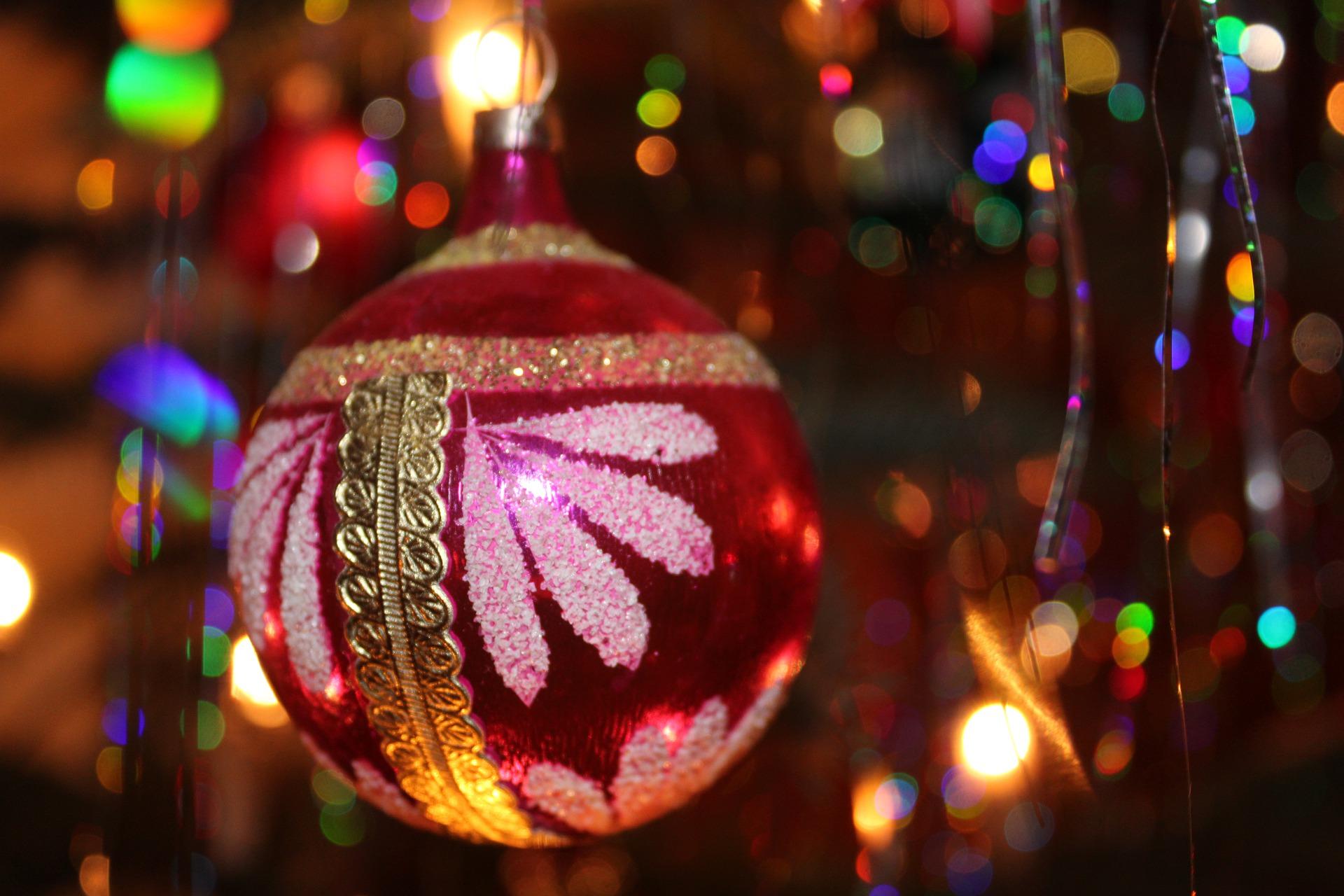 Dankessprüche zu Weihnachten