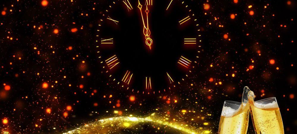 Verspätete Neujahrswünsche