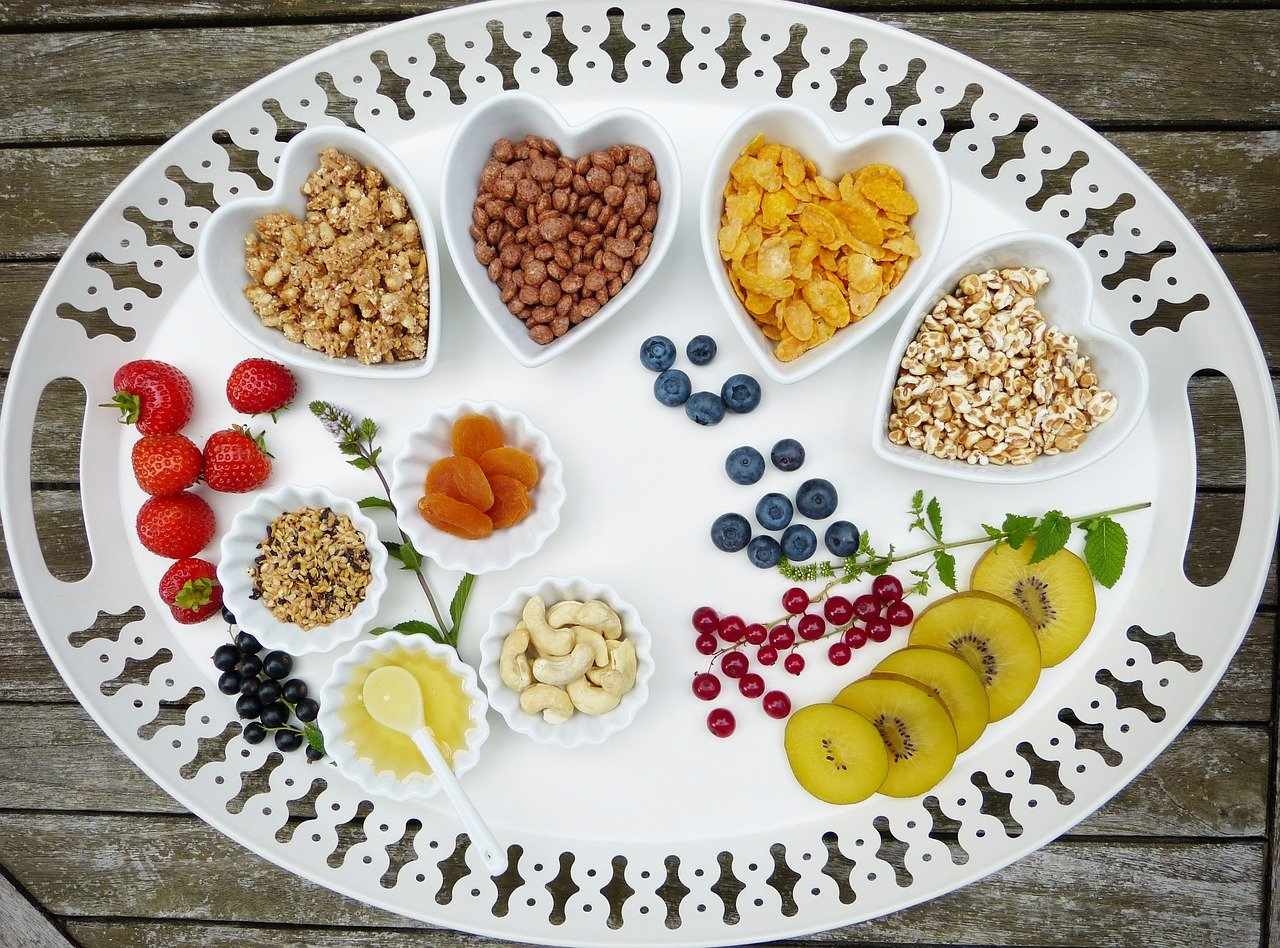 Low Carb gesundes Essen